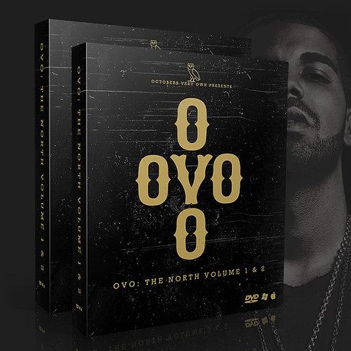 OVO - The North Volume 1 & 2 + (Bonus Kit) 6 God Producer Bundle