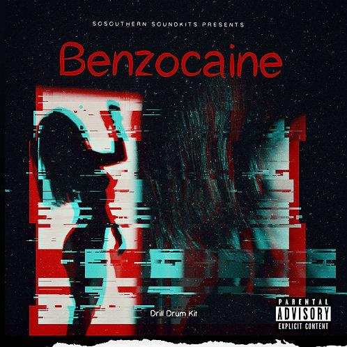 Benzocaine - Drill Drum Kit