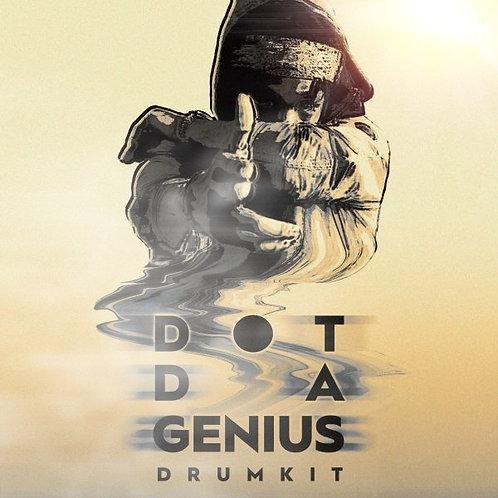 Kid Cudi & Dot Da Genius - Drumkit