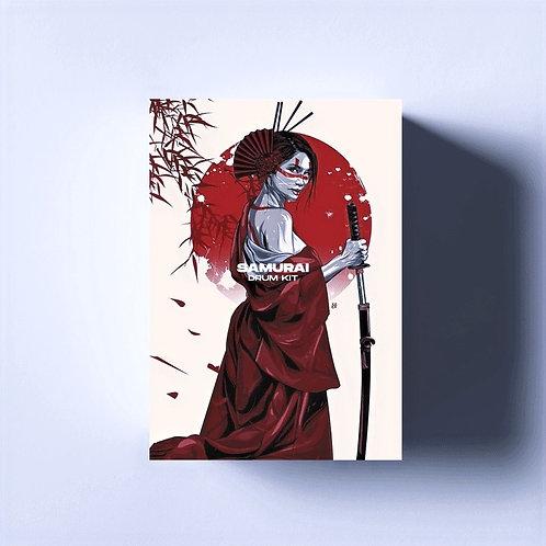 JiNX - Samurai Sounds (Drill Drum Kit)
