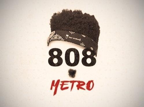 Official 808 Metro Drumkit
