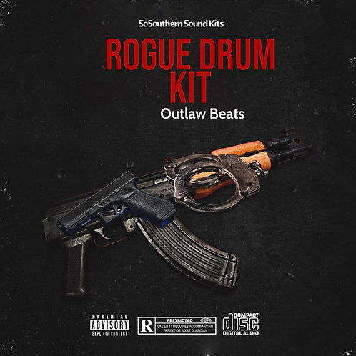 @Outlaw Beats - Rogue Drum Kit
