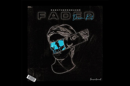 @rashtheproducer - FADED Drum Kit