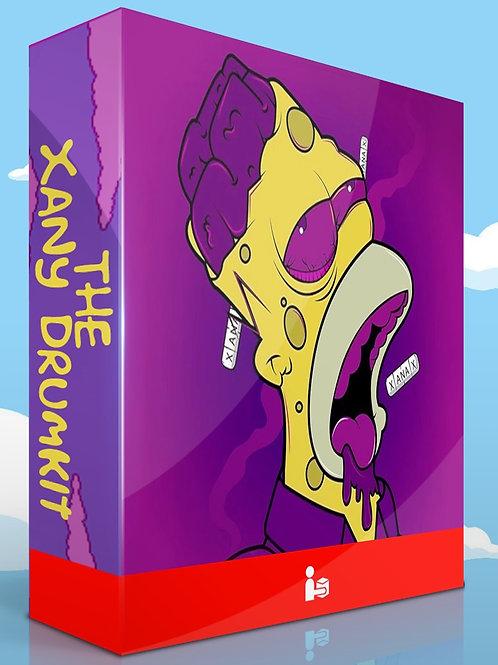 The Xany Drumkit