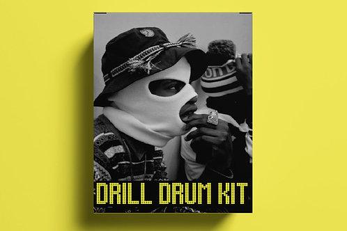 UK Drill - Drum Kit