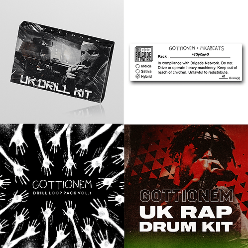 Gottionem - UK Drill Kit