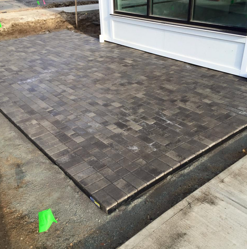 Commerical Patio and walkway