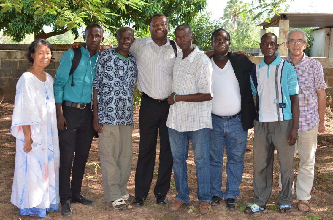 Bible Society Visit