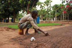 Planting 'God's Way'