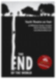 THE END OF THE WORLD A5 POSTER FINAL 6_e
