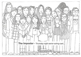 The Imposter artwork - Thursday Show Cas