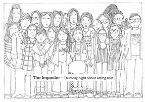 The Imposter artwork - Thursday Show Cas