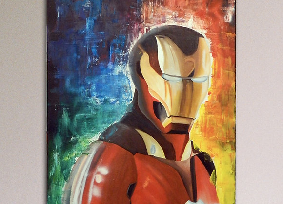 NICKJOKER, Ironman of Infinity War