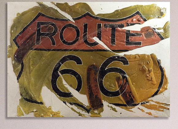 GATTONERO, Route 66