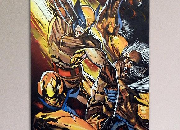 JIN, Wolverine #1