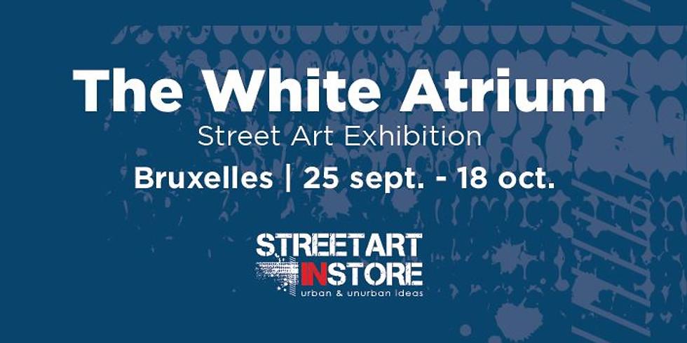 THE WHITE ATRIUM | Bruxelles, Belgique