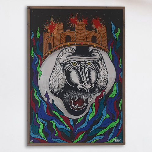 IRWIN, King Baboon