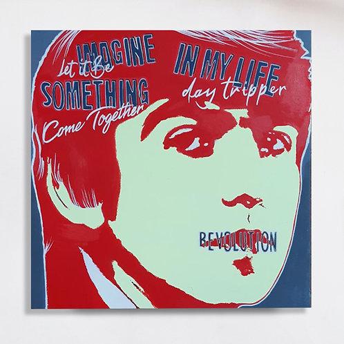 KIM, George Harrison