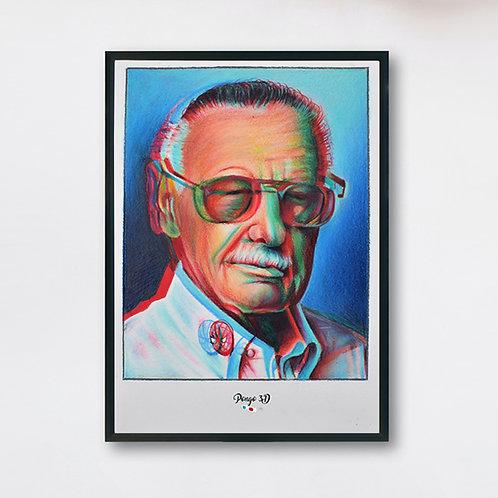 PONGO, Stan Lee