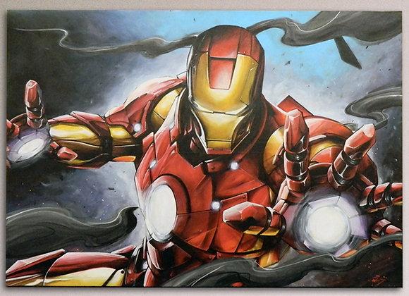 POMS, Ironman