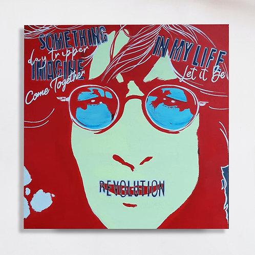 KIM, John Lennon