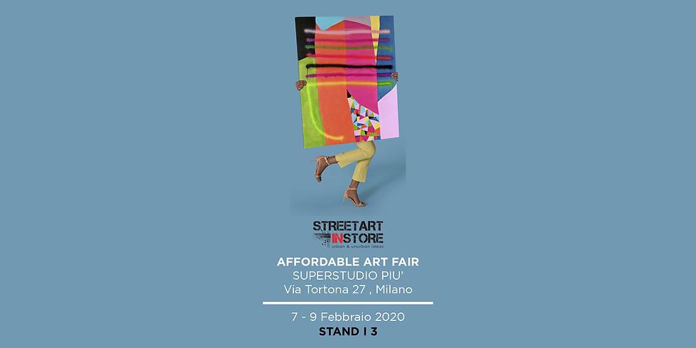 Affordable Art Fair | Milano