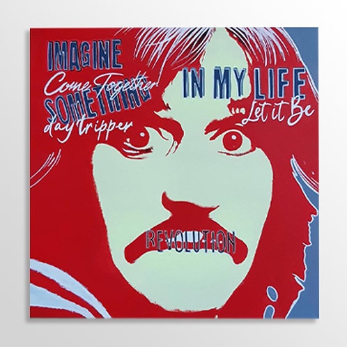 KIM, Ringo Starr