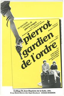 Pierrot Gardien de l'Ordre