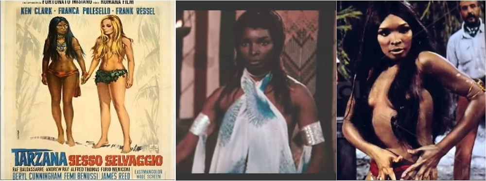 היא היתה צעירה והיתה צריכה את הכסף, מתוך Tarzana