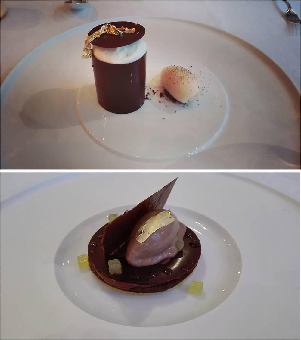 שוקולדים ופסי זהב