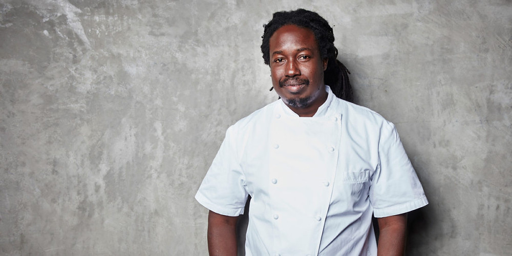 Chef Paul Carmichael, from Barbados to New York to Sydney to Paris (for just a short stop)