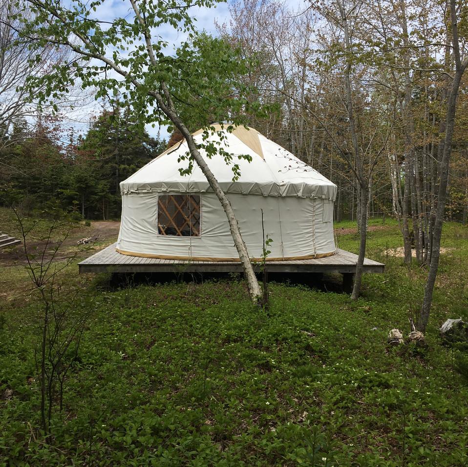 17' Yurt