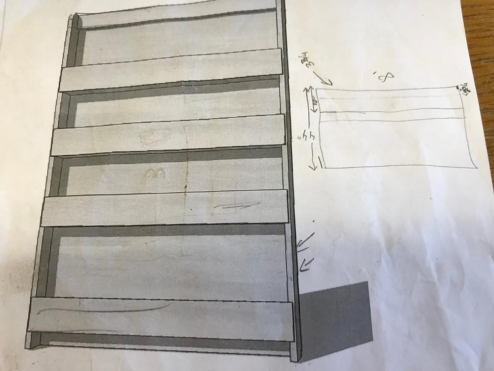 photo of design plans