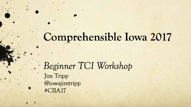 Comprehensible Iowa 2017