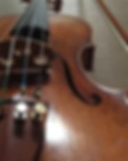 Vier Schnur Violine