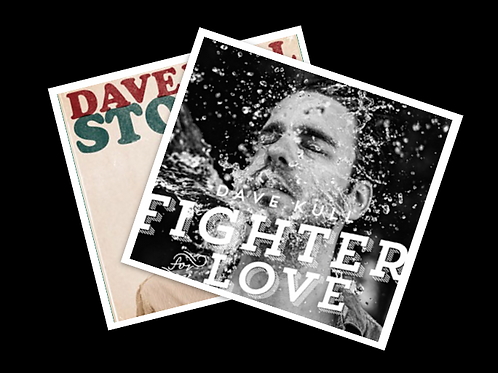 Album Bundle (Fighter For Love & STONES)