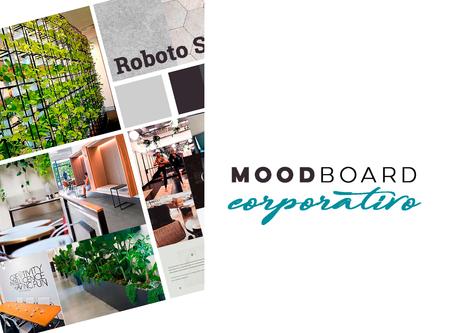 Conoces ¿Qué es un Mood board?