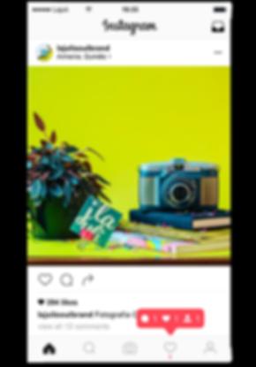 Fotografía Corporativa Digital para las redes sociales y página web de Lajuli