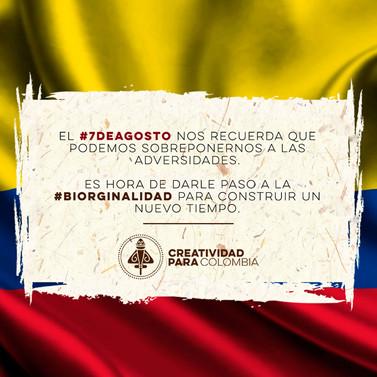 Creatividad Para Colombia