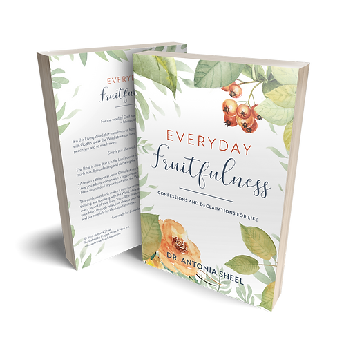 Everyday Fruitfulness Confessions and Declarations for Life