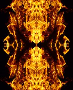 Feu - flammes de vie