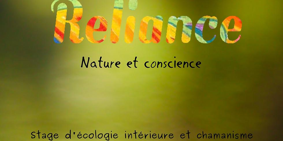 Reliance - stage d'écologie intérieure et chamanisme (1)
