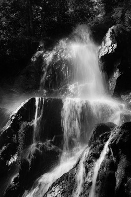 La cascade du Hohwald et sa magie