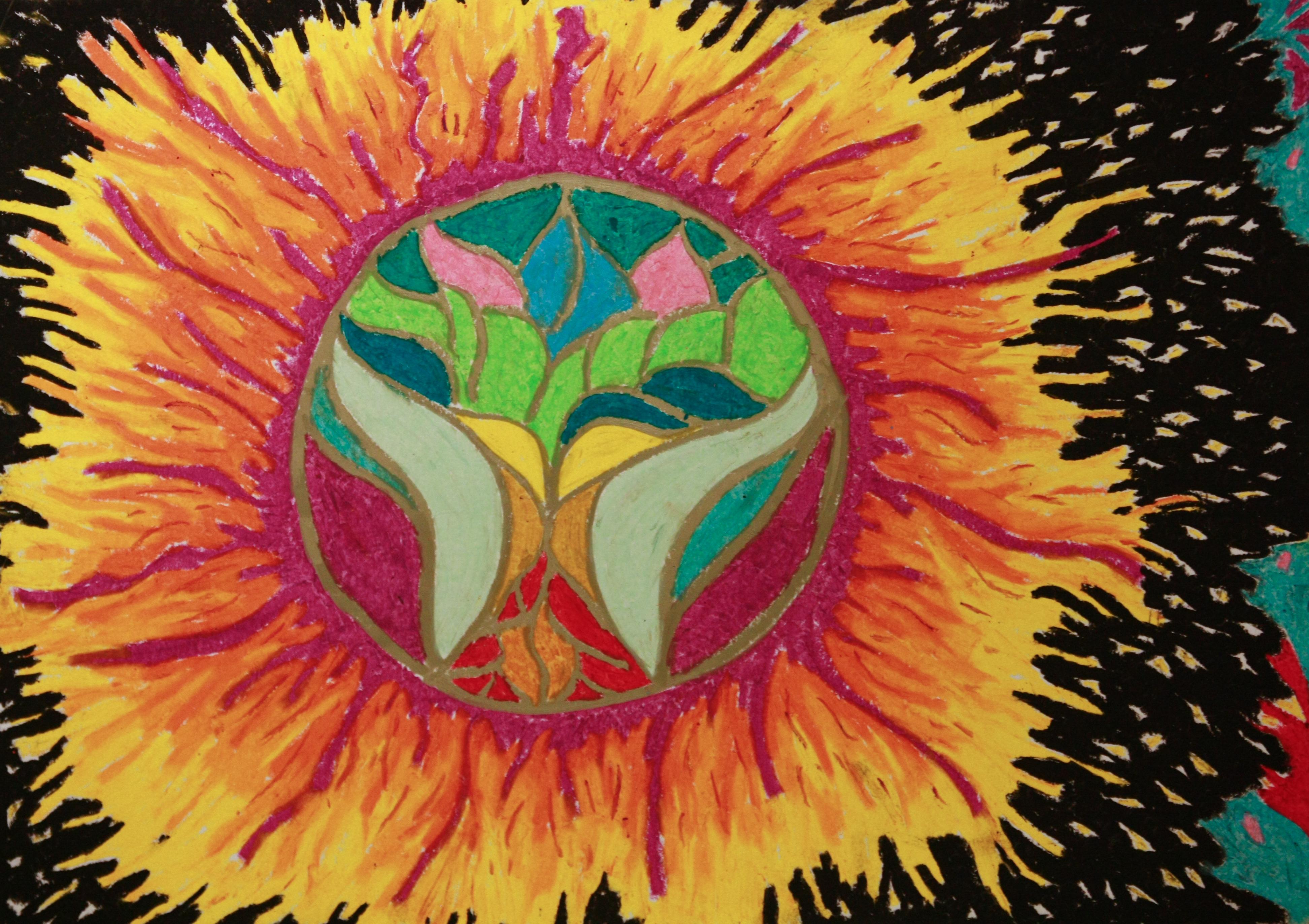 L'énergie par la peinture