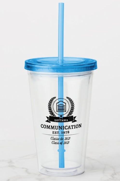 Cup and Straw | Verre et paille