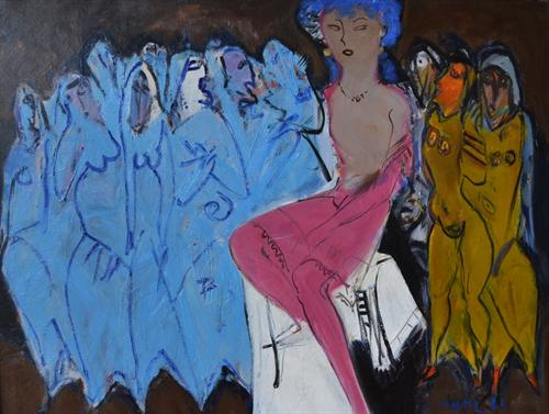 17-Mustafa Ayaz 60x80 cm