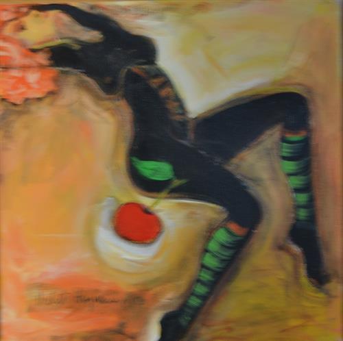 164-Vedat Hazneci 25x25 cm