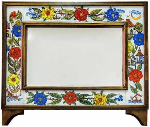 02-Gelin Aynası 37x50 cm