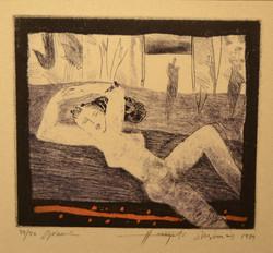 158-Hayati Misman 18x19,5 cm