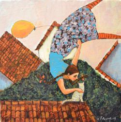 197-Kadir Öztoprak 25x25 cm